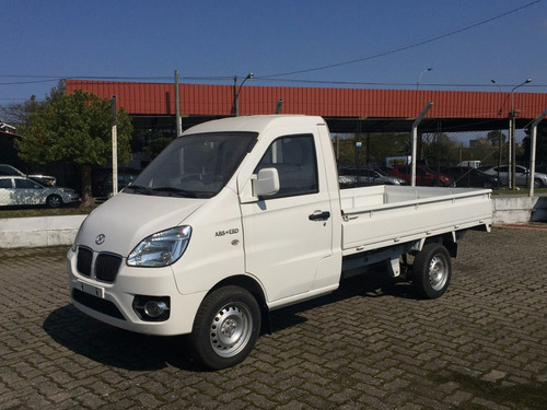 camioneta cabina simple shineray (sin aire acondicionado)