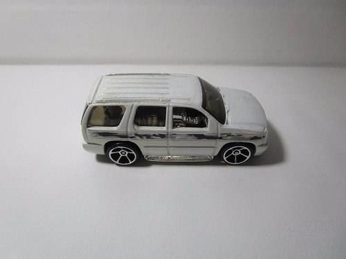 camioneta cadillac escala 1/64 coleccion hot wheels 7cm larg