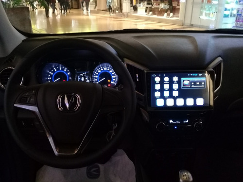 camioneta changan cs15 luxury fm