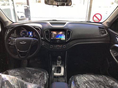 camioneta chery tiggo 5 luxury mocha brown automatica okm