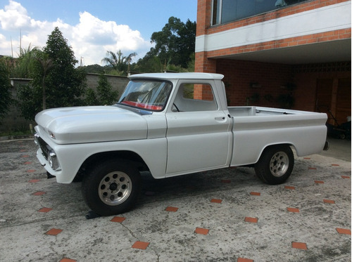 camioneta chevrolet c-10 clasico 1965