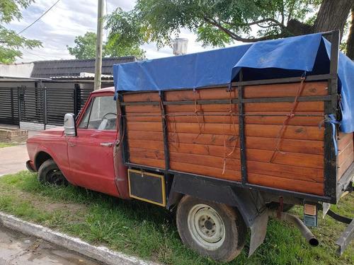 camioneta chevrolet c-10 modelo 1967