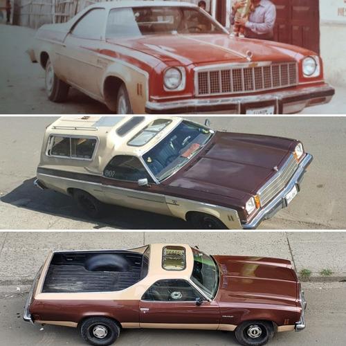 camioneta chevrolet el camino 1974