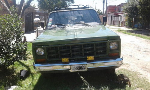 camioneta chevrolet estanciera '78 $130000 1567490227