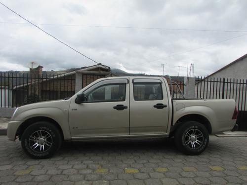 camioneta chevrolet luv d-max 4x2 gasolina