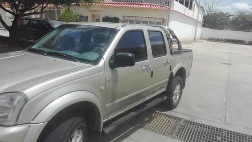 camioneta chevrolet luv max año 2006 usada