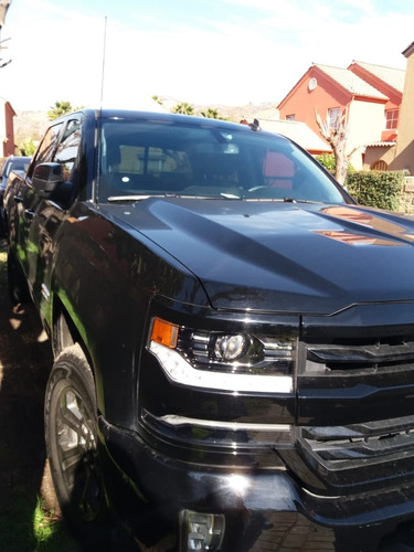 camioneta chevrolet silverado