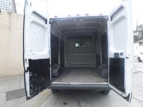 camioneta chrysler ram promaster 2500 modelo 2014 automática