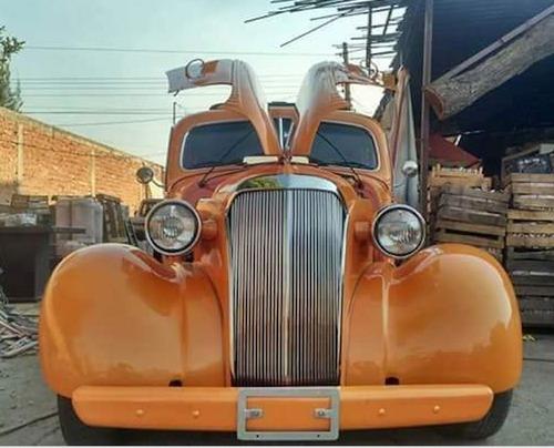 camioneta clásica chevrolet 1937 doble cabina