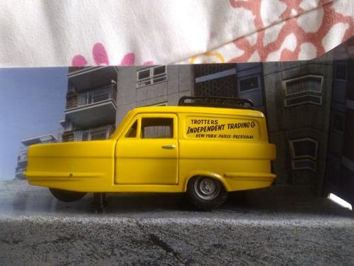 camioneta de colección de la serie only fools and horses