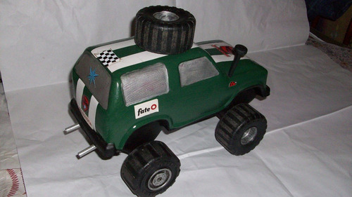 camioneta de plástico inflado dakar con auxilio