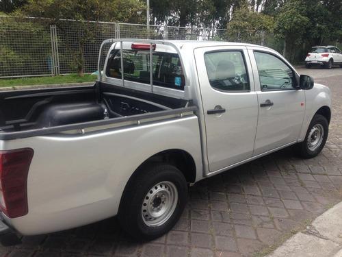 camioneta doble cabina, chevrolet d-max 2016 4x2, 32900km