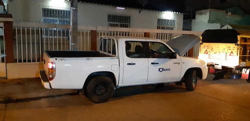 camioneta doble cabina mazda bt50 4x2 a diesel
