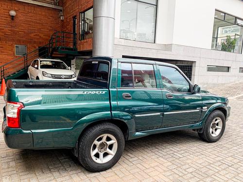 camioneta doble cabina ssangyong musso origen corea
