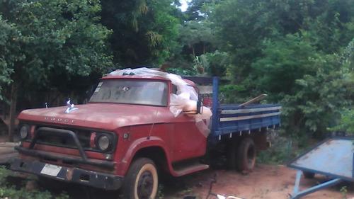 camioneta dodge para llevar carga