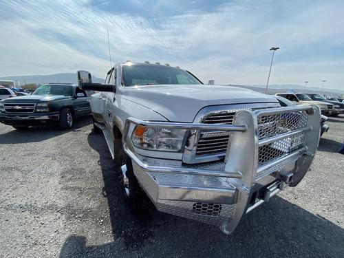 camioneta dodge ram 2010 diesel dually 4x4