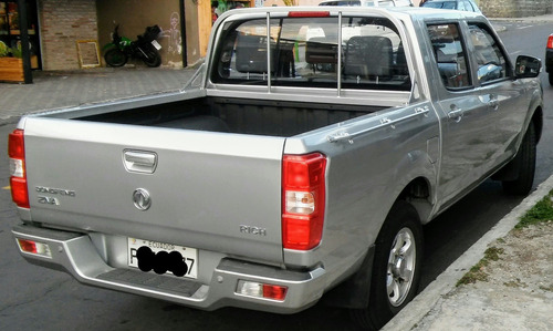 camioneta dongfeng rich 2019, doble cabina, 4x2 a gasolina