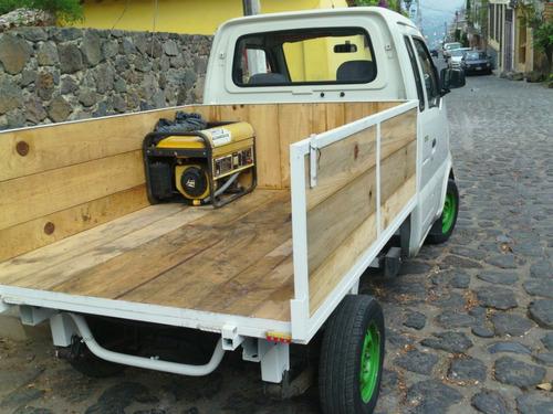 camioneta electrica, muy buen estado, funcionando