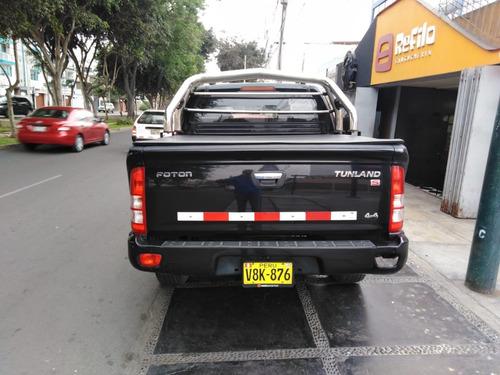 camioneta en perfecto estado único dueño  4x4