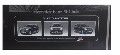 camioneta  escala 1:14 mercedes benz m-class
