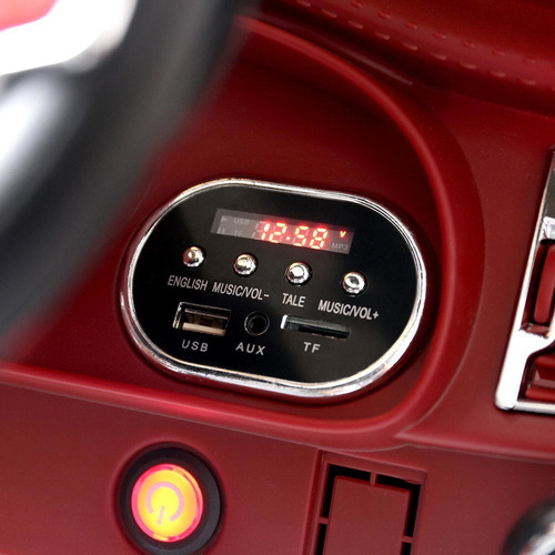 camioneta estilo bmw x5 control rem,radio usb,2 mot,12 v