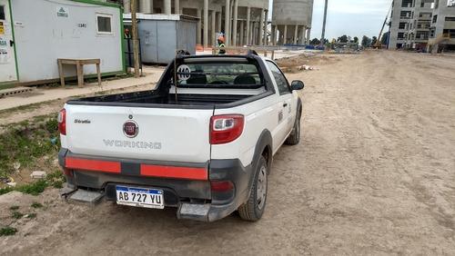 camioneta fiat strada 2017