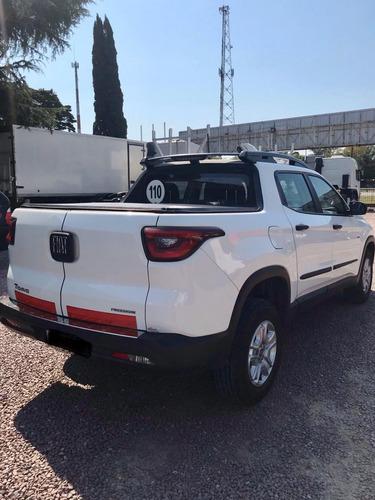 camioneta fiat toro 2.0 tdi ´16 $ 1300000