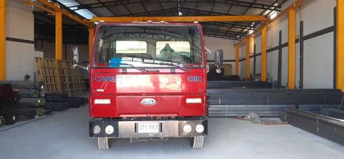 camioneta ford cargo 815 modelo 2006 de planchon