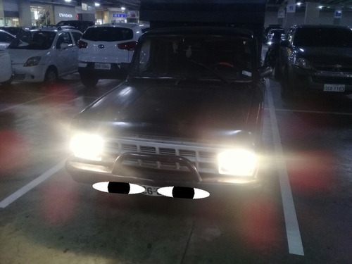 camioneta ford courier