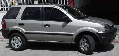 camioneta ford ecosport 2007, 1.6