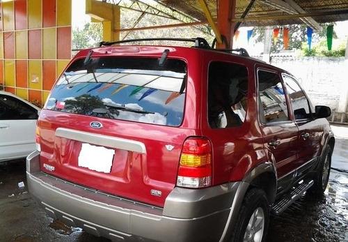 camioneta ford escape 2005