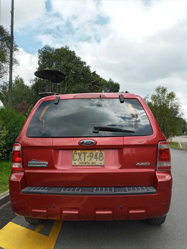 camioneta ford escape xlt 2008 - 4x4
