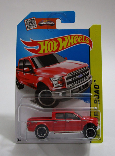 camioneta ford f150 escala coleccion hot wheels