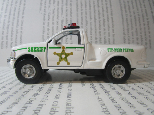 camioneta ford f150 lobo escala 11cm metalico coleccion