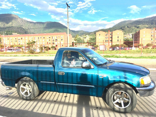 camioneta ford f150 modelo 98