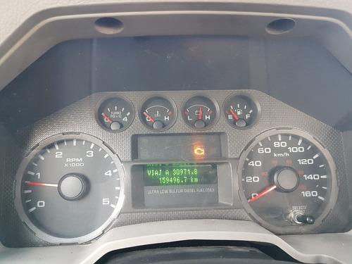 camioneta ford f550 modelo 2009 chasis cabina