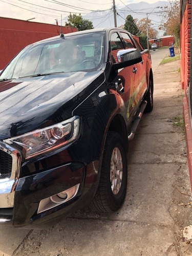 camioneta ford ranger 2016 xlt 2.5cc unico dueño