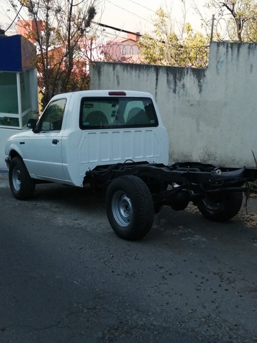 camioneta ford ranger