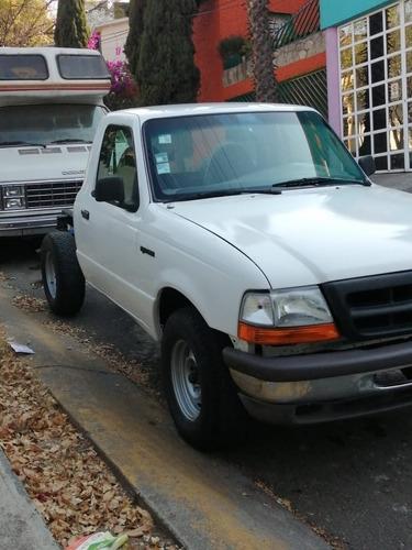 camioneta ford ranger año 1998 excelente estado 9 de 10