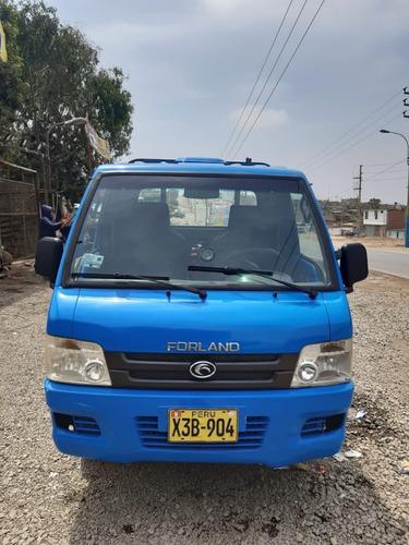 camioneta forland   remato por viaje