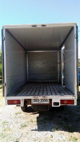 camioneta furgón térmico o  medio camión utilitario