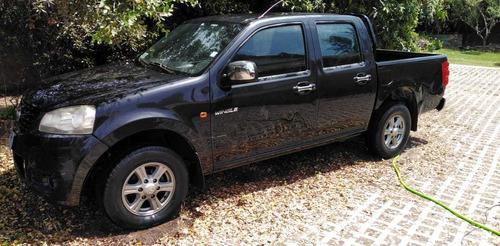 camioneta great wall wingle 5  motor 2.2   año 2012