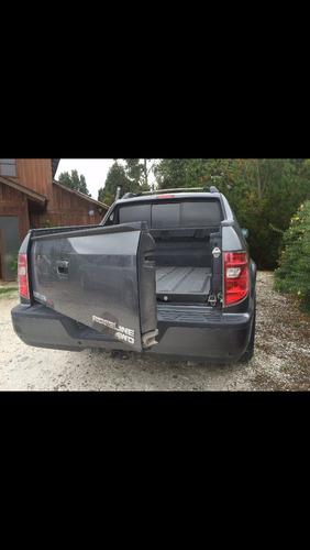 camioneta honda rigdgenine rtl