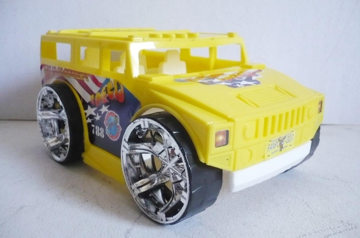 Camioneta Juguete Hummer Camioncito De Coche Escala OPkXZuwiT