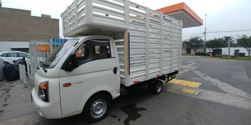 camioneta hyundai h100 baranda alta 2009 conservado