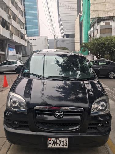 camioneta jac refine negra motor 4 cilindro 2014