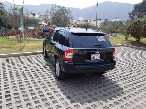 camioneta jeep, modelo compass año 2010, uso dama ejecutiva.
