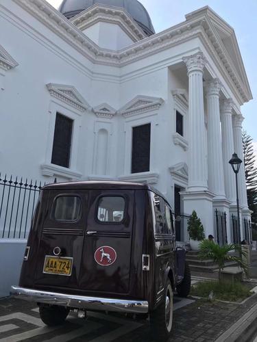 camioneta jeep willys station wagon