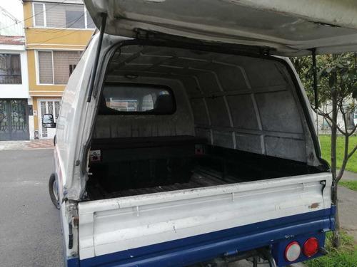 camioneta kia araña  k2700 modelo 2007