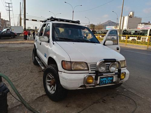 camioneta kia sportage 1995, 2.0, 5 puertas, recién reparada